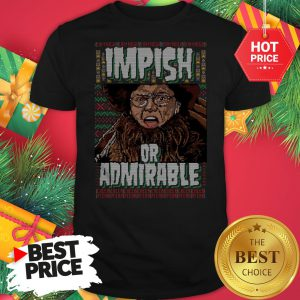 Official Belsnickel I Am Nigh Impish Or Admirable Cheer Christmas Ugly Shirt
