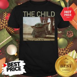 Official Funny The Mandalorian Baby Yoda The Child Shirt