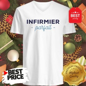 Official Infirmier Parfait V-Neck