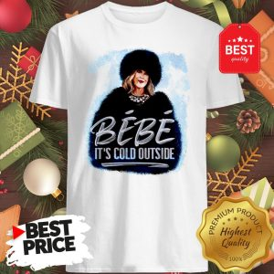 Official Moira Rose Bébé It's Cold Outside Warm Shirt