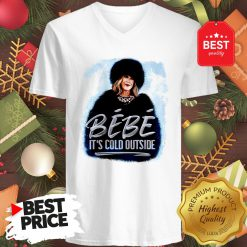 Official Moira Rose Bébé It's Cold Outside Warm V-Neck