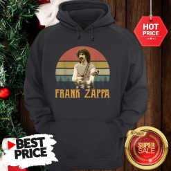 Frank Zappa Country Music Vintage Hoodie