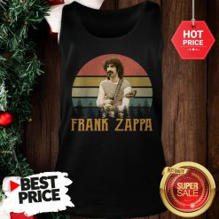 Frank Zappa Country Music Vintage Tank Top