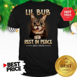 Hashtag Lil Bub Rest In Peace Shirt