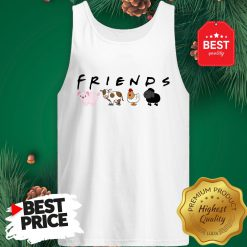 Official Animal Friends Tank Top