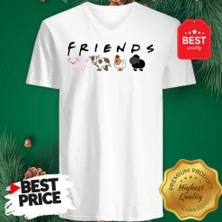 Official Animal Friends V-neck