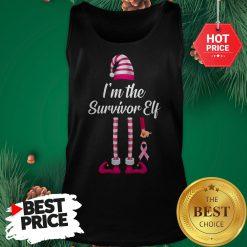 Official I'm The Survivor Elf Tank Top