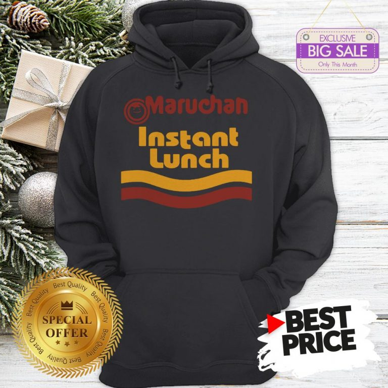 Official Maruchan Instant Lunch Hoodie