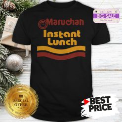 Official Maruchan Instant Lunch Shirt