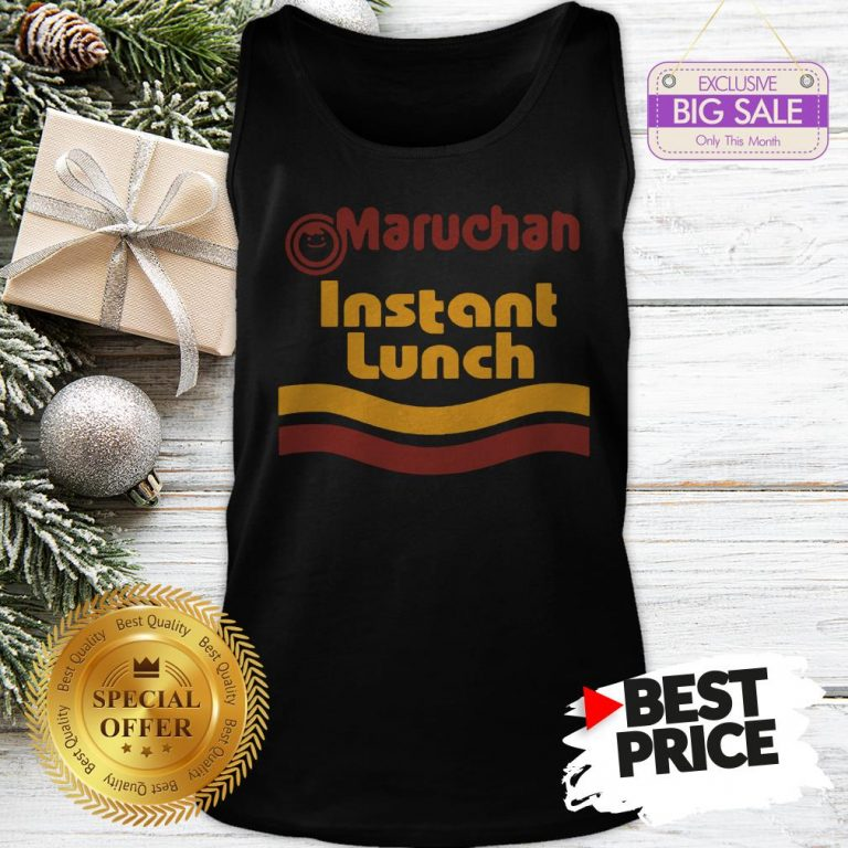 Official Maruchan Instant Lunch Tank Top