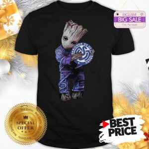 Official Pretty Baby Groot Hug MSV Duisburg Shirt