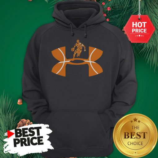 Official Under Armour Basketball Hoodie