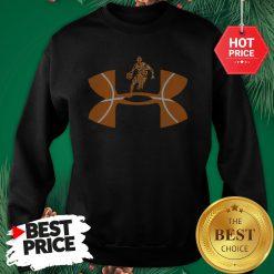 Official Under Armour Basketball Sweatshirt