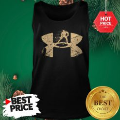 Official Under Armour Hockey Tank Top