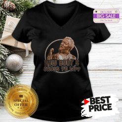 Sanford And Son How Bout 5 Cross Yo Lip V-Neck