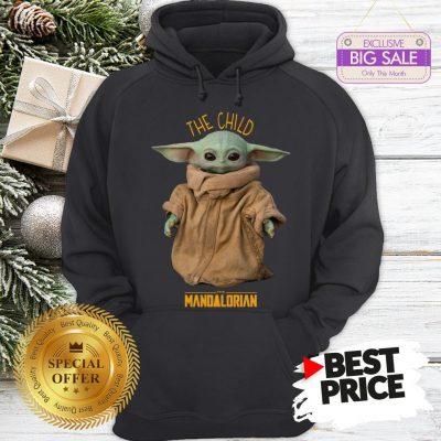 The Mandalorian The Child Baby Yoda Star Wars Hoodie