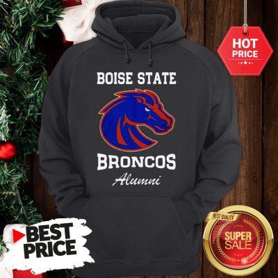 Top Boise State Broncos Alumni 2020 Hoodie