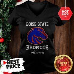 Top Boise State Broncos Alumni 2020 V-Neck