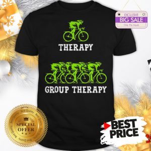 Very Nice Bicycle Group Therapy Shirt