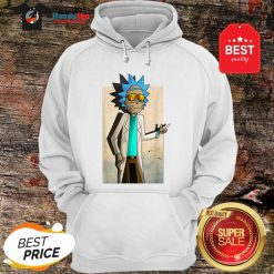 Official Rick And Morty Rick Of Ricklantis Hoodie