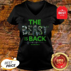 Official Top The Beast Is Back V-Neck