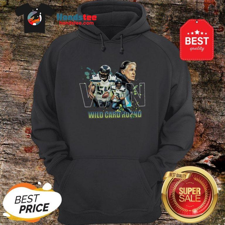 Official Wild Card Round Hoodie