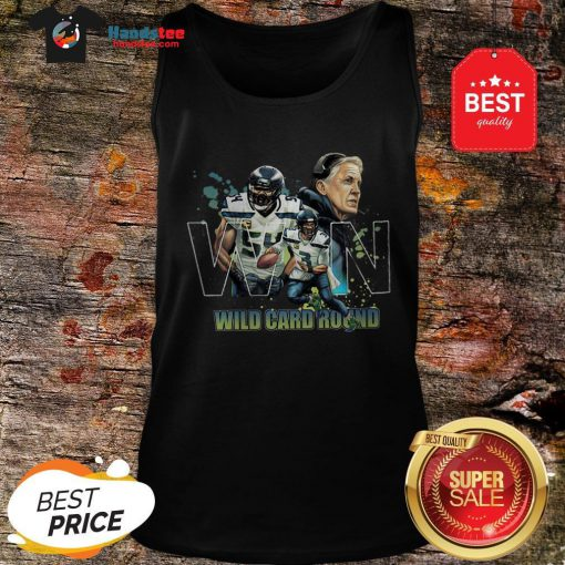 Official Wild Card Round Tank Top