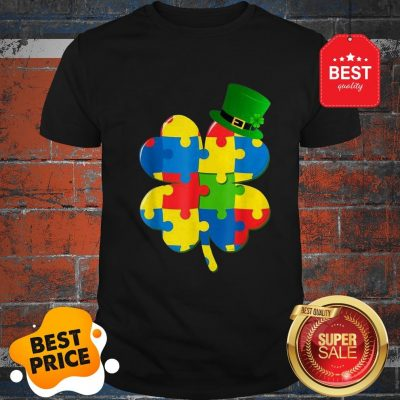 Official Autism St Patricks Day Shirt