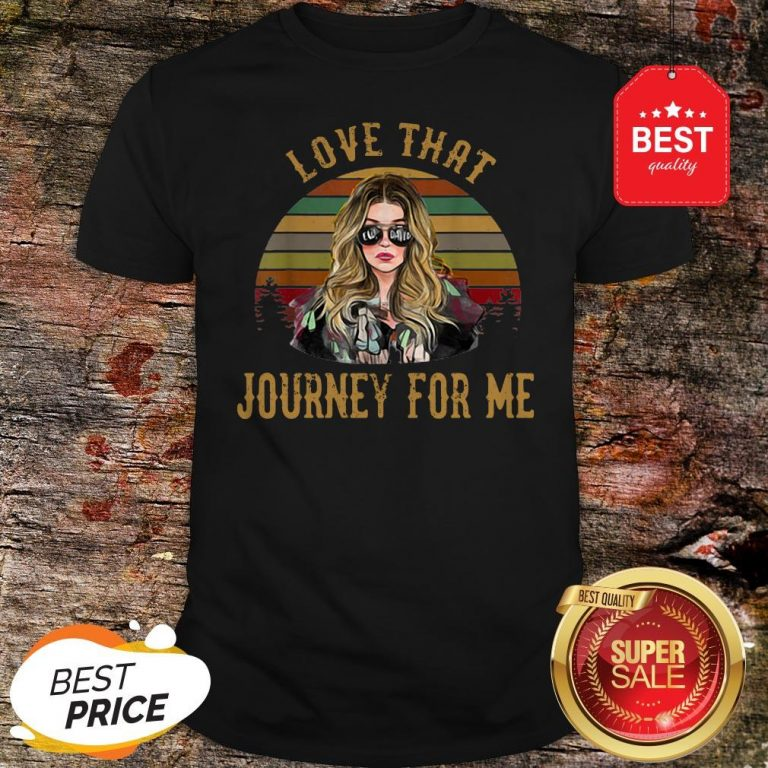 Official Alexis Rose Ew David Love That Journey For Me Vintage Shirt