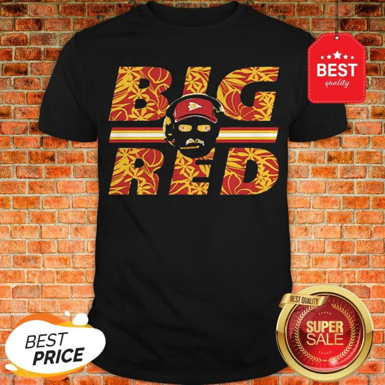 Official Big Red Andy Reid Kansas City Chiefs 2019 AFC Champions Shirt