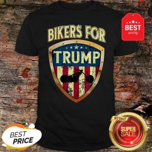 Official Bikers For Trump Motorcycle 2020 Shirt