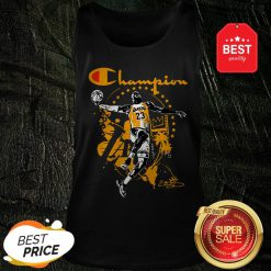 Champion LeBron James Signature Los Angeles Lakers Tank Top
