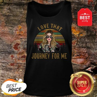 Official Alexis Rose Ew David Love That Journey For Me Vintage Tank Top