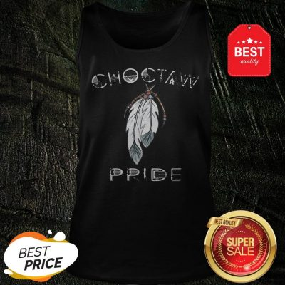 Official Feathers Choctaw Pride Tank Top