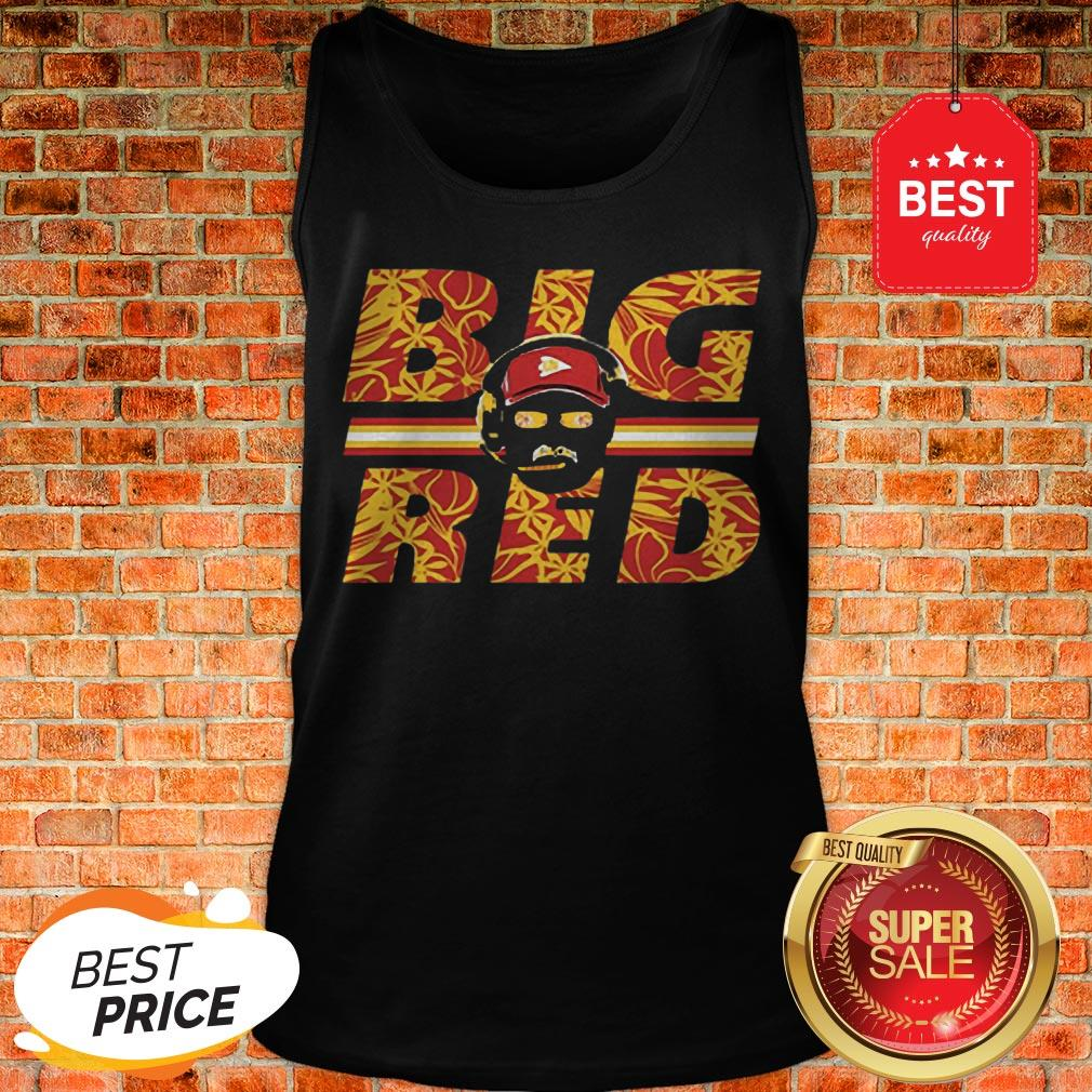 Official Big Red Andy Reid Kansas City Chiefs 2019 AFC Champions Tank Top