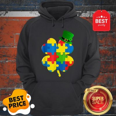 Official Autism St Patricks Day Hoodie