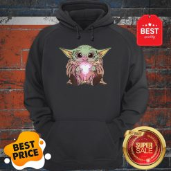 Official Baby Yoda Adorable Kawii Star Wars Hoodie
