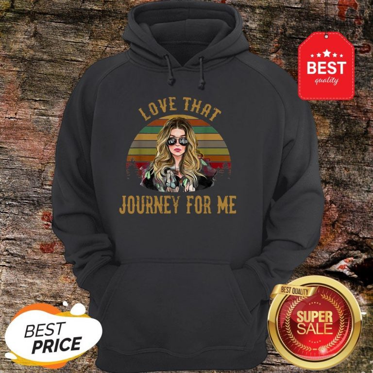 Official Alexis Rose Ew David Love That Journey For Me Vintage Hoodie