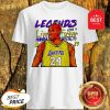 Official Kobe Bryant Legends Live Forever Mamba Mentality 8 24 Shirt