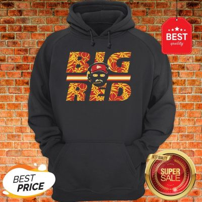Official Big Red Andy Reid Kansas City Chiefs 2019 AFC Champions Hoodie