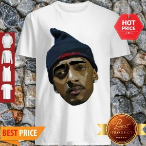 Official Rapper RIP King Nipsey Hussle Rest In Peace Shirt
