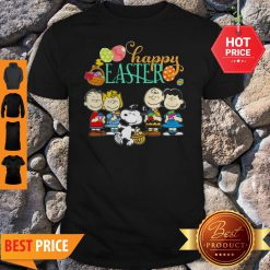 Official Peanuts Characters Happy Easter Shirt