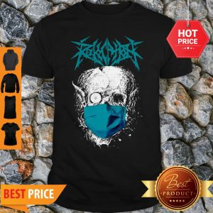 Official Revocation Stay Home Skull Shirt
