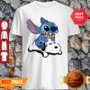 Official A Friend For Life Stitch And Snoopy Shirt