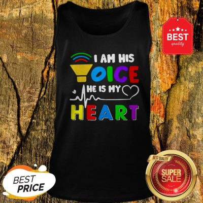 Brother Son Autism Awareness Day Gift Costume Autism Mom Tank Top