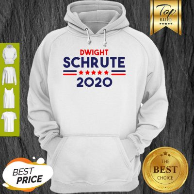 Official Dwight Schrute 2020 Hoodie