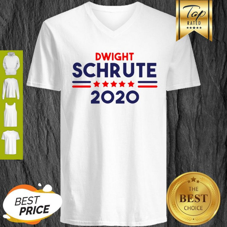 Official Dwight Schrute 2020 V-Neck