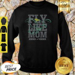 Disney Dumbo Fly Like Mom Mother's Day Sweatshirt