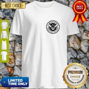 Department Of Homeland Security Police Men And Women Shirt