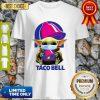 Star Wars Baby Yoda Mask Hug Taco Bell COVID-19 Shirt